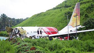 На юге Индии разбился пассажирский самолёт