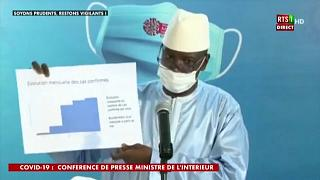 Senegal reintroduces restrictive measures to combat COVID-19 as cases rise