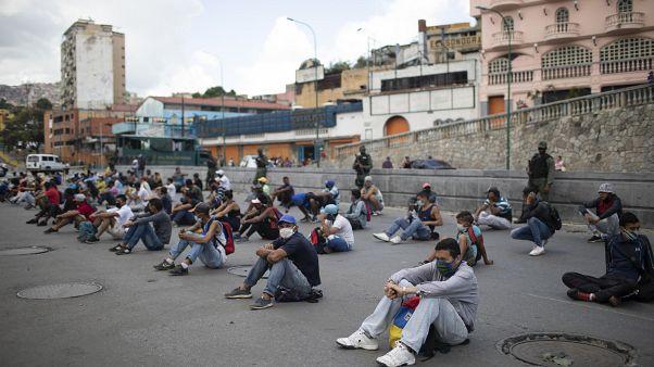 Venezuela'da Covid-19 cezası