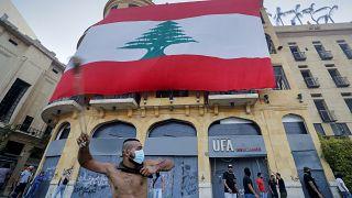 Beyrouth, le samedi 8 août 2020