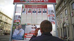 Lukashenko habría obtenido el 79,7% de los votos frente al 6,8% de Tijanóvskaya
