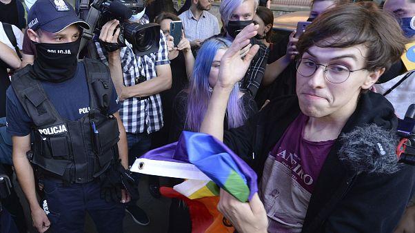 La Polonia contro i movimenti LGBT che scendono in piazza
