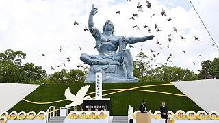 75 ans après le bombardement nucléaire, Nagasaki se souvient