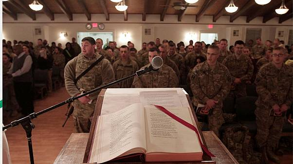 Afghanistan US Troops