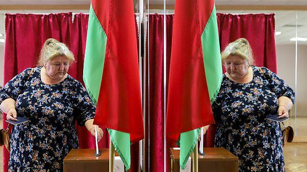 Sondagens dão vitória a Lukashenko