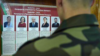Belarus cumhurbaşkanlığı seçimi