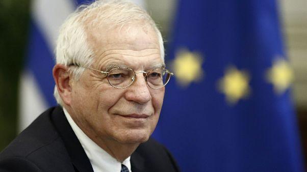 Ο ύπατος εκπρόσωπος  της ΕΕ για την Εξωτερική Πολιτική και την Πολιτική Ασφάλειας, Ζοζέπ Μπορέλ