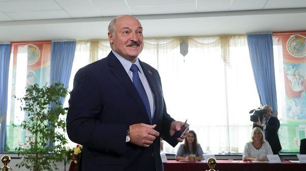 La oposición cuestiona el triunfo de Lukasenko