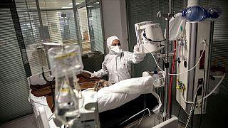 Covid-19 hastası