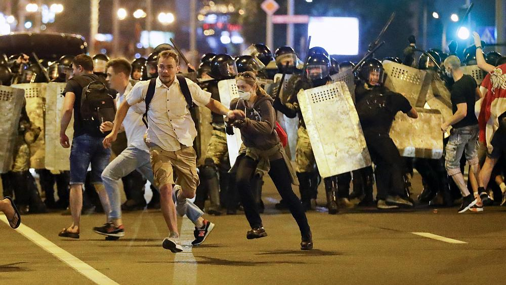 What is Nexta — the Telegram channel reporting on Belarus' protests?