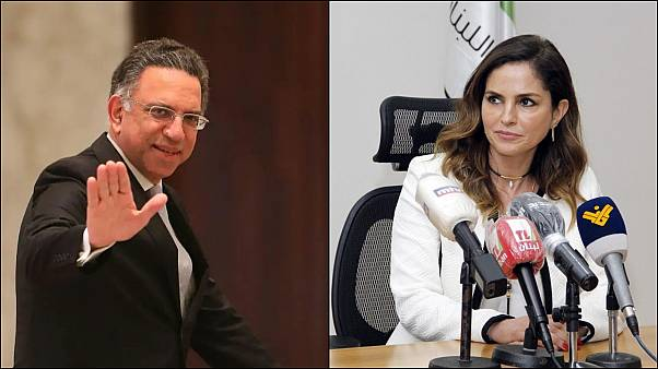 İstifa eden Lübnanlı bakanlar