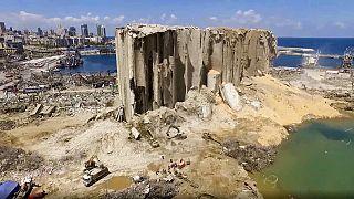 Bejrúti kikötő