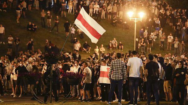 La UE no se cree la aplastante victoria de Lukashenko en Bielorrusia