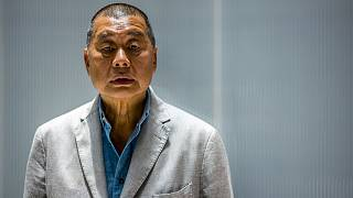 Schlag gegen Demokratie-Bewegung: Hongkonger Medienmogul festgenommen