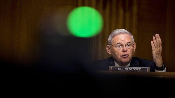 Ο επικεφαλής της δημοκρατικής μειοψηφίας στην  Επιτροπή Εξωτερικών Υποθέσεων της Γερουσίας Μπομπ Μενέντεζ