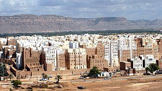 Yemen / Şibam / Arşiv