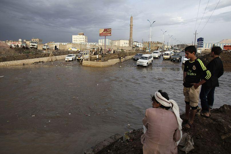 Hani Mohammed/AP