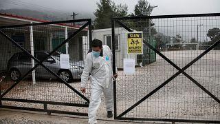 File photo - Greece Virus
