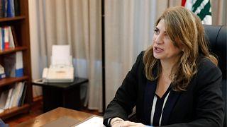 وزیر دادگستری لبنان