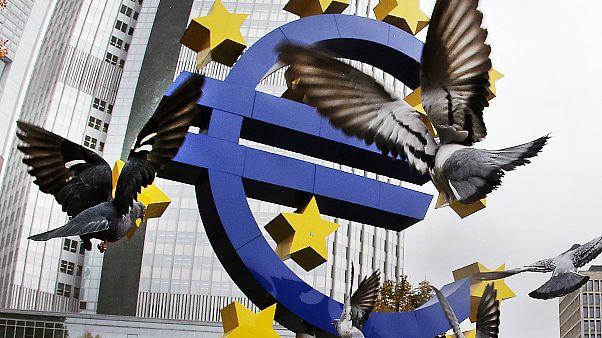 El parón de la actividad por el coronavirus ha provocado la recesión en la eurozona