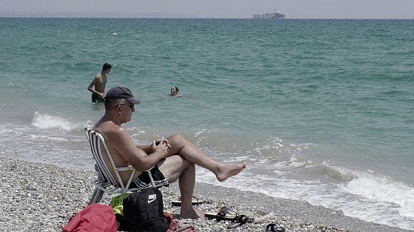 Анталийское побережье принимает российских туристов
