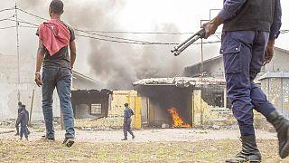 Kongo Demokratik Cumhuriyeti protestolar (Arşiv)