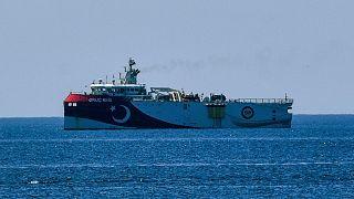 تنش میان یونان و ترکیه در شرق مدیترانه