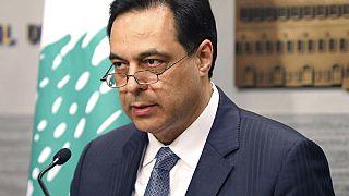 Hassan Diab, primeiro-ministro libanês