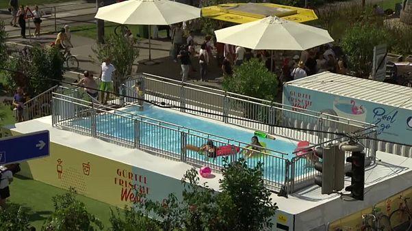 "Der ""Gürtel""-Pool"