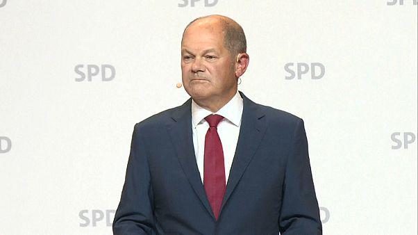 A német pénzügyminiszter az SPD kancellárjelöltje