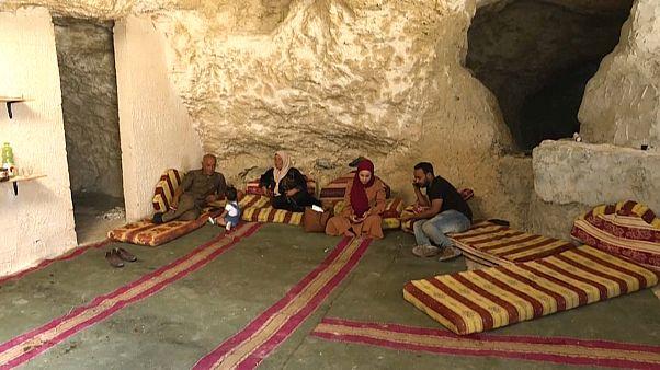 Un Palestinien vivant dans une grotte menacé d'expulsion par Israël