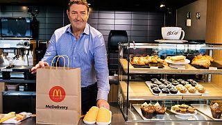 Steve Easterbrook, ex CEO di McDonald's