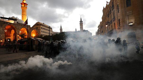Beirut am Montagabend