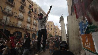 Újabb összecsapás Bejrútban