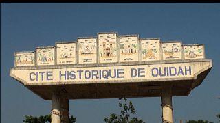 Ouidah, mémorial de la traite Négrière