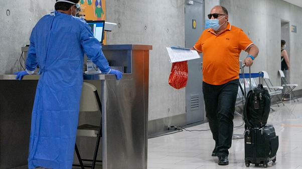 Αεροδρόμιο Λάρνακας