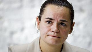 Bélarus : l'opposante Svetlana Tikhanovskaïa se réfugie en Lituanie