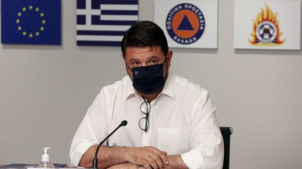 Ελλάδα: Ενημέρωση από τον Νίκο Χαρδαλιά
