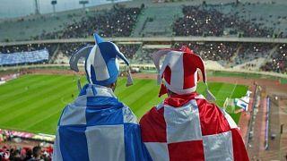 دربی پایتخت این بار در نیمه نهایی جام حذفی (عکس آرشیوی از ایرنا)