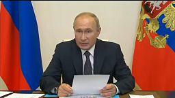 Putyin: elkészült az orosz COVID-vakcina