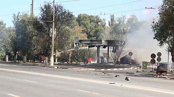 انفجار في روسيا
