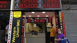 Sehr gefragt im Jahr 2020: Wechselstube in der Türkei