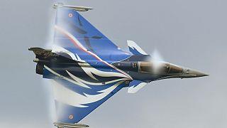 Rafale savaş uçağı