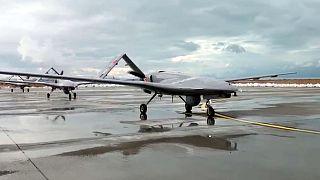 İnsansız hava aracı, Arşiv