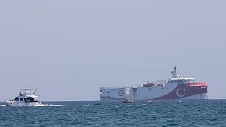 Aumenta a tensão entre Grécia e Turquia