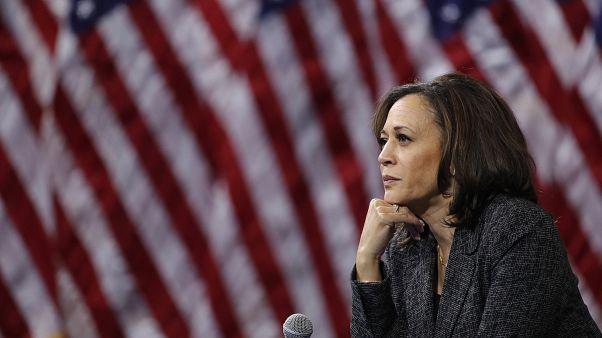 Joe Biden Selects California Senator Kamala Harris As Running Mate Euronews