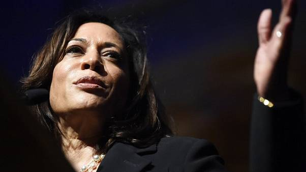 Kamala Harris, de crítica a parceira de Joe Biden