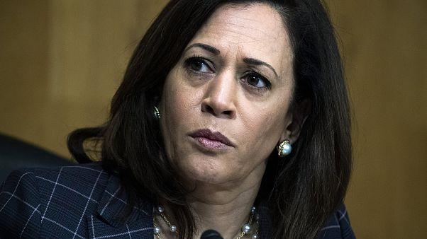 Présidentielle américaine : Joe Biden choisit la sénatrice Kamala Harris comme colistière