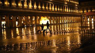 Венеция перезапускает туризм