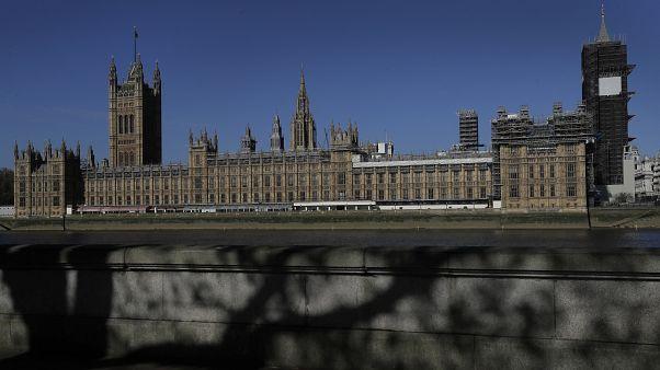 Londres: Mercado de Borough particamente vazio